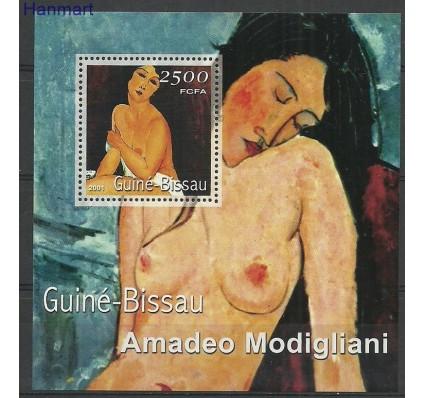 Gwinea Bissau 2001 Mi bl347 Czyste **