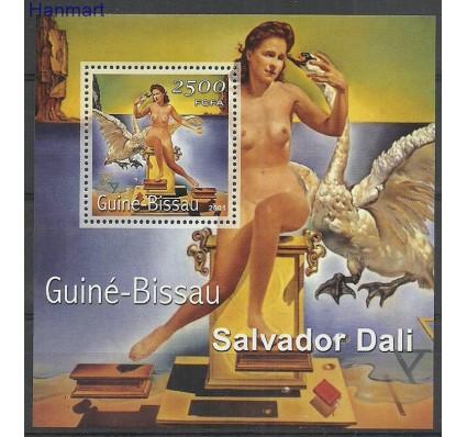 Znaczek Gwinea Bissau 2001 Mi bl349 Czyste **