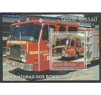 Gwinea Bissau 2001 Mi bl353 Czyste **