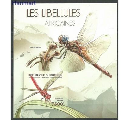 Znaczek Burundi 2012 Mi bl279B Czyste **
