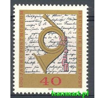Znaczek Niemcy 1972 Mi 739 Czyste **