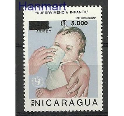 Nikaragua 1990 Mi 3021 Czyste **