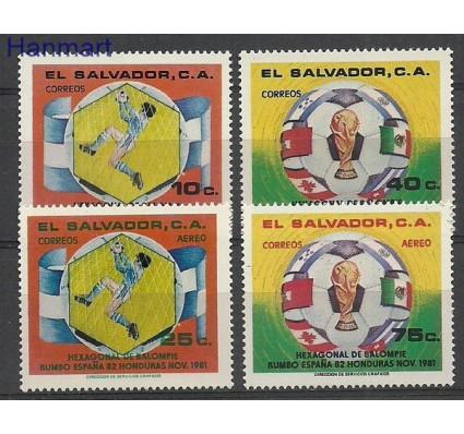 Znaczek Salwador 1981 Mi 1364-1367 Czyste **