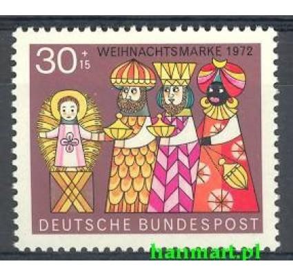 Niemcy 1972 Mi 749 Czyste **