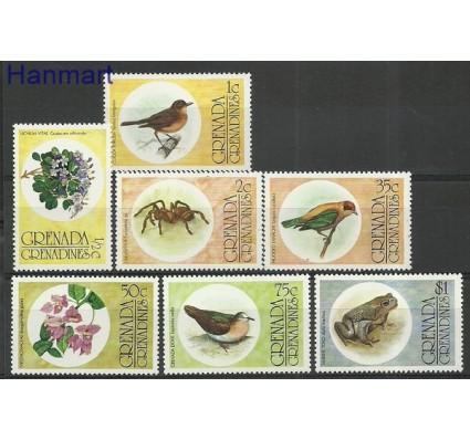 Znaczek Grenada i Grenadyny 1976 Mi 149-155 Czyste **