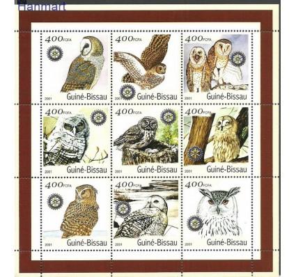 Znaczek Gwinea Bissau 2001 Mi ark1437-1445 Czyste **