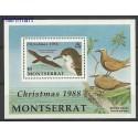 Montserrat 1988 Mi bl50 Czyste **