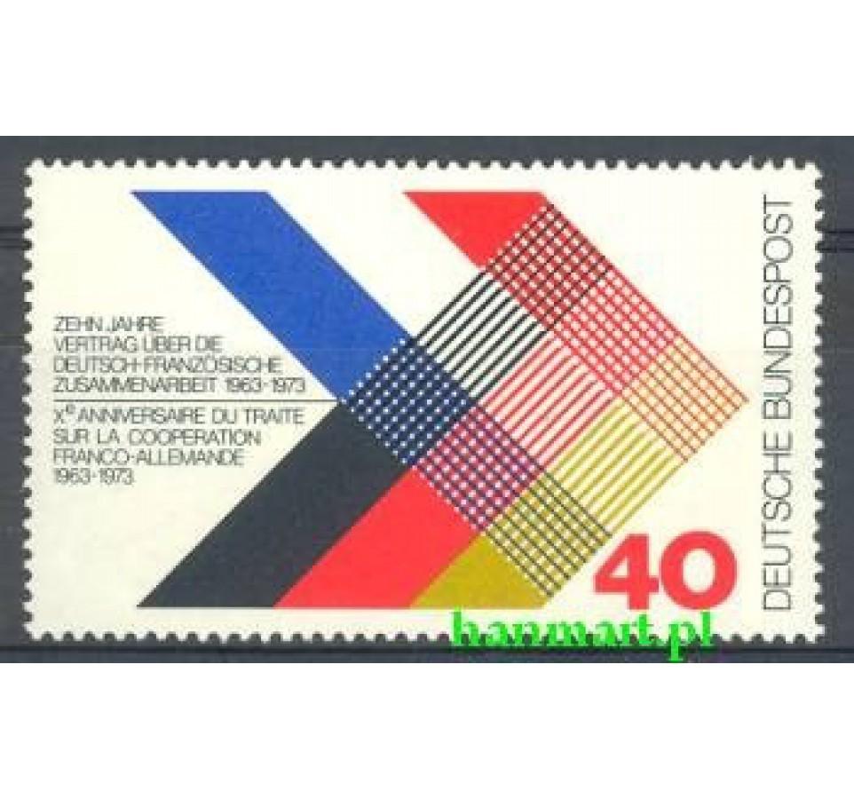 Niemcy 1973 Mi 753 Czyste **