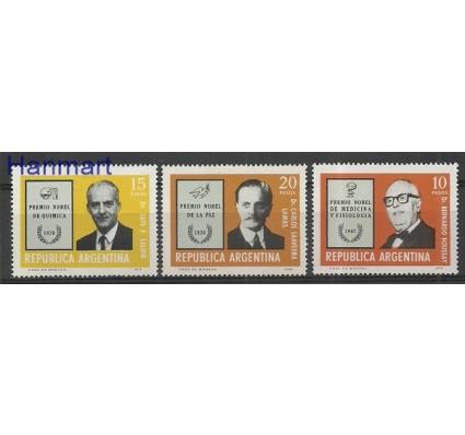 Znaczek Argentyna 1976 Mi 1281-1283 Czyste **