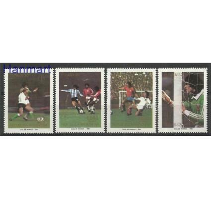 Znaczek Argentyna 1981 Mi 1535-1538 Czyste **