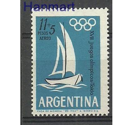 Znaczek Argentyna 1964 Mi 845 Czyste **