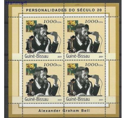 Znaczek Gwinea Bissau 2001 Mi ark1960 Czyste **