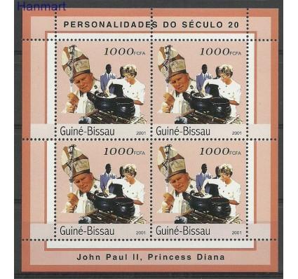 Znaczek Gwinea Bissau 2001 Mi ark1969 Czyste **