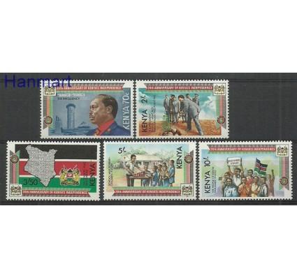 Znaczek Kenia 1983 Mi 278-282 Czyste **