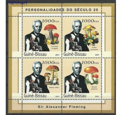 Znaczek Gwinea Bissau 2001 Mi ark1984-1987 Czyste **