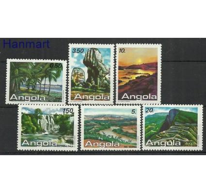 Znaczek Angola 1987 Mi 765-770 Czyste **