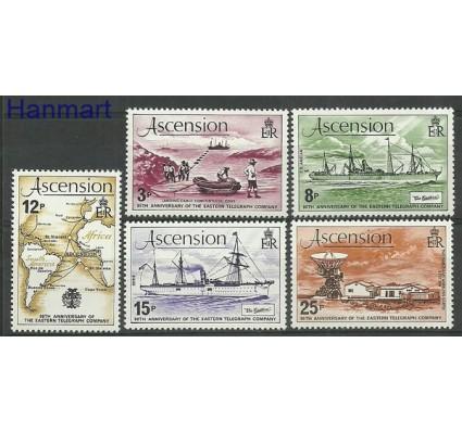 Znaczek Wyspa Wniebowstąpienia 1979 Mi 244-248 Czyste **
