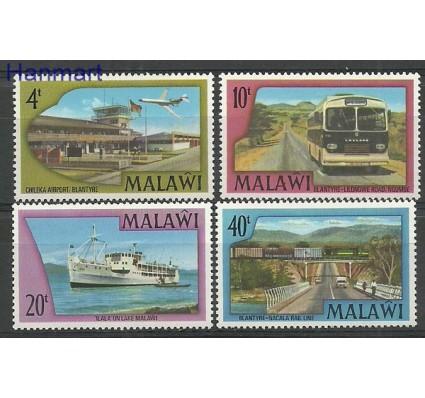 Znaczek Malawi 1977 Mi 281-284 Czyste **