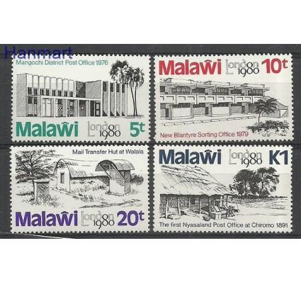 Znaczek Malawi 1980 Mi 344-347 Czyste **