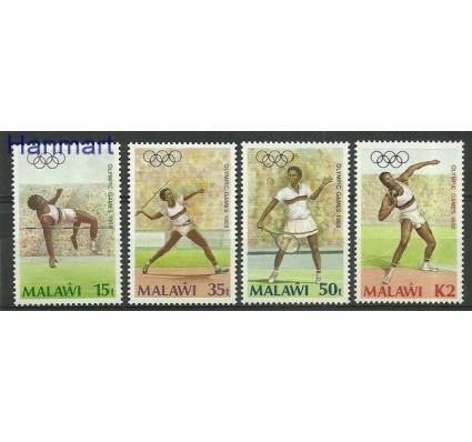 Znaczek Malawi 1988 Mi 497-500 Czyste **