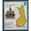 Mozambik 1988 Mi bl21B Czyste **