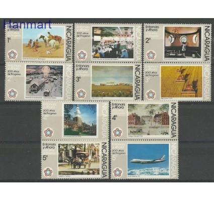 Znaczek Nikaragua 1976 Mi 1930-1939 Czyste **