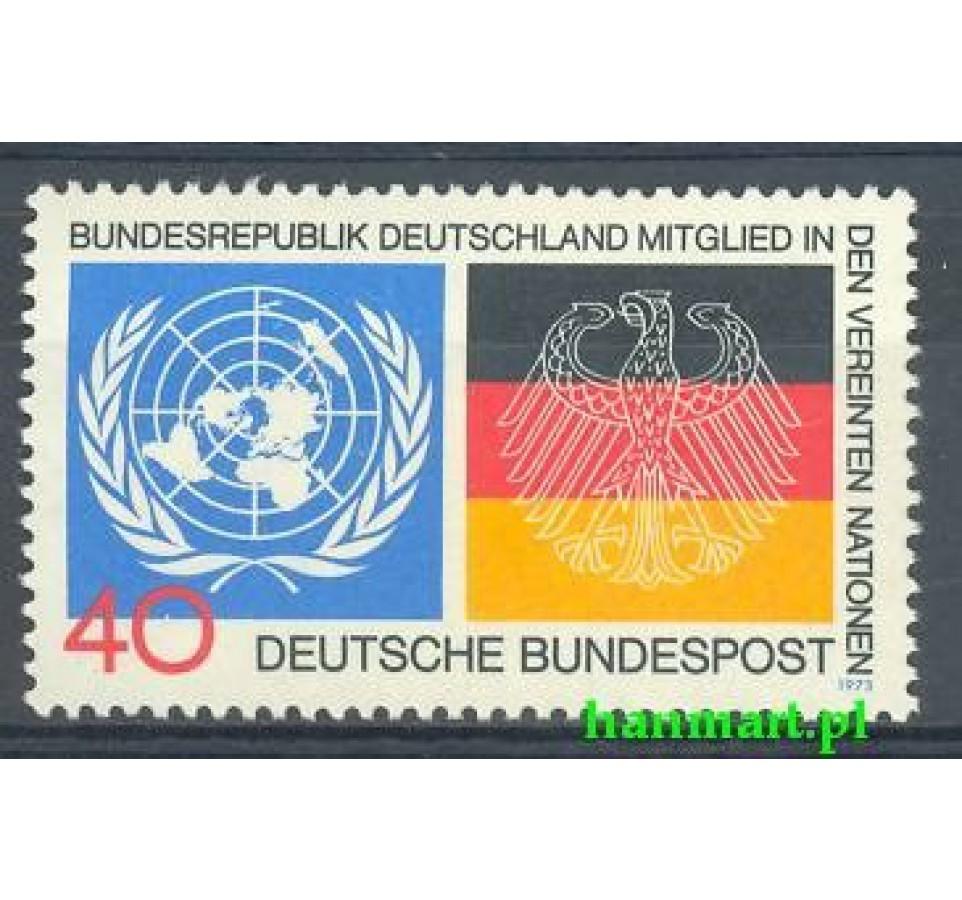 Niemcy 1973 Mi 781 Czyste **