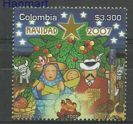 Znaczek Kolumbia 2007 Mi 2478 Czyste **