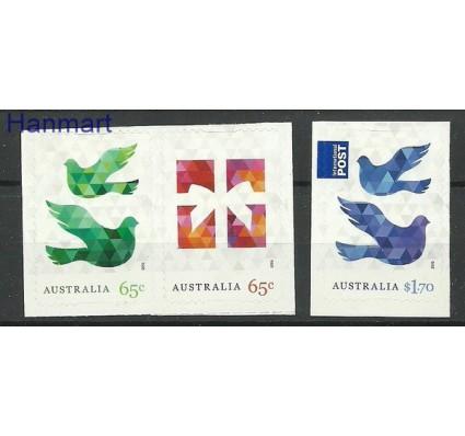 Znaczek Australia 2015 Mi 4408-4410IBA Czyste **