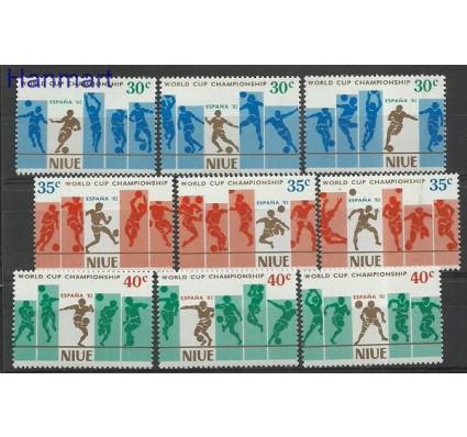 Znaczek Niue 1981 Mi 424-432 Czyste **
