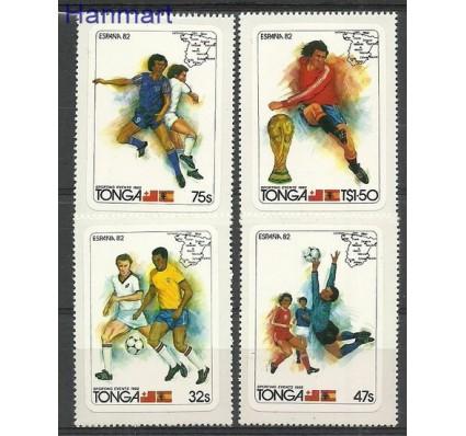 Znaczek Tonga 1982 Mi 812-815 Czyste **