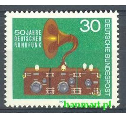 Niemcy 1973 Mi 786 Czyste **
