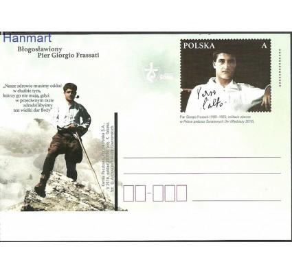 Znaczek Polska 2016 Mi 1748 Całostka pocztowa