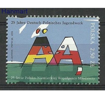 Znaczek Polska 2016 Mi 4839 Fi 4689 Czyste **
