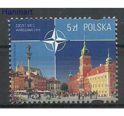 Znaczek Polska 2016 Mi 4846 Fi 4696 Czyste **