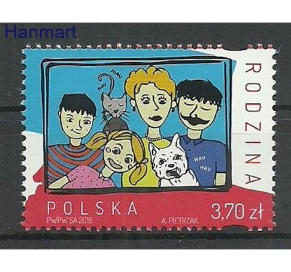 Znaczek Polska 2016 Mi 4838 Fi 4688 Czyste **