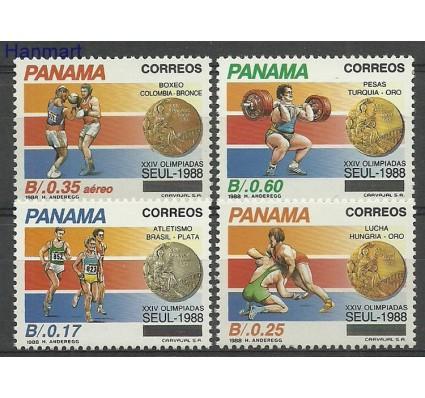 Znaczek Panama 1988 Mi 1684-1687 Czyste **