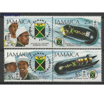Znaczek Jamajka 1988 Mi par706-709 Czyste **