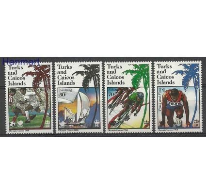 Znaczek Turks i Caicos 1988 Mi 814-817 Czyste **