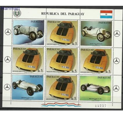 Znaczek Paragwaj 1983 Mi ark3592 Czyste **