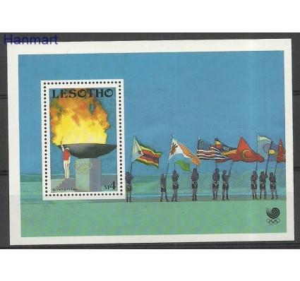 Lesotho 1988 Mi bl55 Czyste **