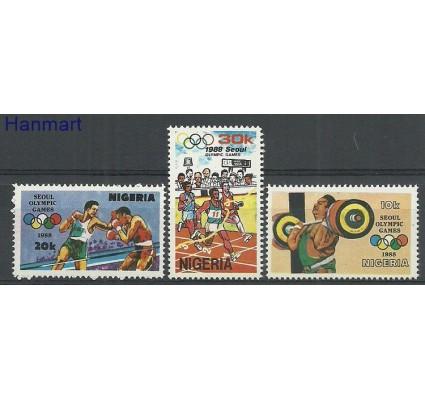 Znaczek Nigeria 1988 Mi 524-526 Czyste **