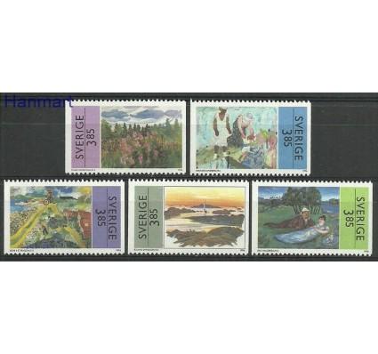 Szwecja 1996 Mi 1945-1949 Czyste **