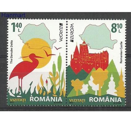 Znaczek Rumunia 2012 Mi 6617-6618 Czyste **