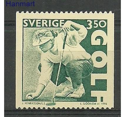 Znaczek Szwecja 1996 Mi 1963 Czyste **