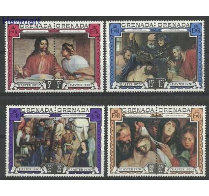 Znaczek Grenada 1970 Mi par340-347 Czyste **