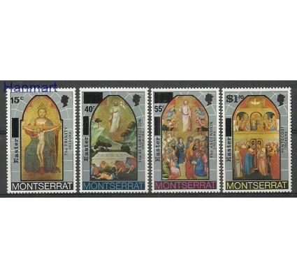 Znaczek Montserrat 1978 Mi 333-336 Czyste **