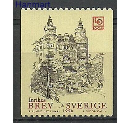Znaczek Szwecja 1998 Mi 2048 Czyste **