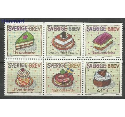 Znaczek Szwecja 1998 Mi 2064-2069 Czyste **