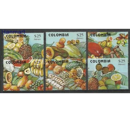 Znaczek Kolumbia 1981 Mi 1509-1514 Czyste **